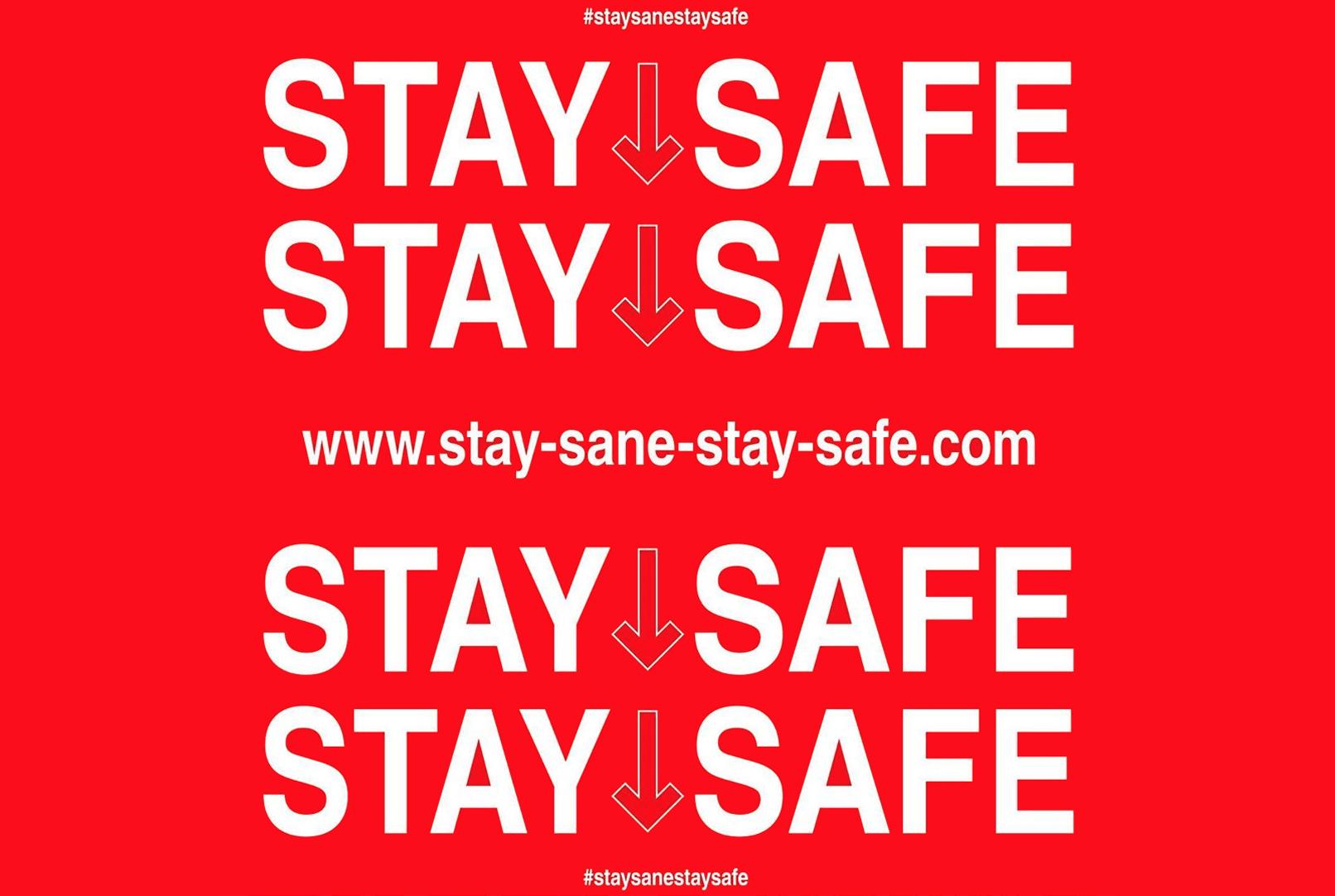 Stay Sane Stay Safe
